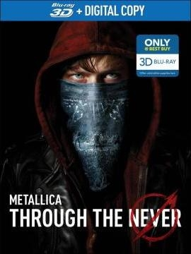 Metallica Through the Never 3D: Deluxe Edition (BD + Digital Copy)(Exclusive)