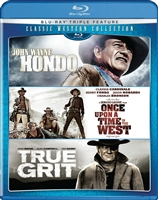 Hondo / Once Upon a Time in the West / True Grit (1969)