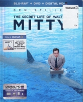 The Secret Life of Walter Mitty w/ Soundtrack (BD/DVD + Digital Copy)(Exclusive)