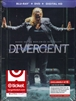 Divergent DigiBook w/ Bonus Disc (BD/DVD + Digital Copy)(G1)(Exclusive)