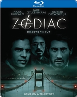 Zodiac: Director's Cut SteelBook