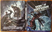 Son of Batman SteelBook (BD/DVD + Digital Copy)(Exclusive)