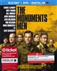 The Monuments Men w/ Bonus Disc (BD/DVD + Digital Copy)(Exclusive)