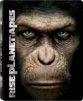 Rise of the Planet of the Apes MetalPak (Exclusive)