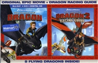 How to Train Your Dragon w/ Racing Guide & Flying Dragons (BD/DVD + Digital Copy)(Exclusive)