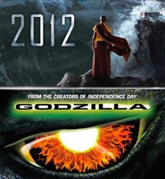 2012 / Godzilla (1998) HD Digital Copy Code (UV)