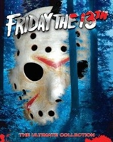 Friday the 13th Complete Collection HD Digital Copy Code (UV)