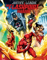 Justice League: Flashpoint Paradox HD Digital Copy Code (UV)