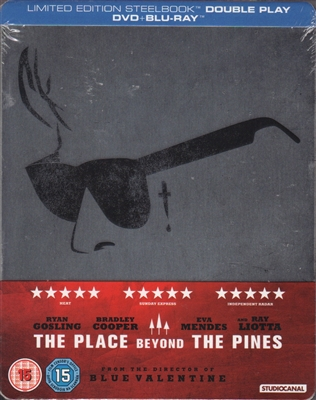 The Place Beyond the Pines SteelBook (BD/DVD)(UK)
