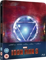 Iron Man 3 SteelBook (UK)