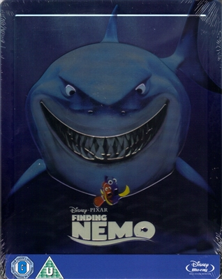 Finding Nemo SteelBook: Pixar Collection #1 (UK)