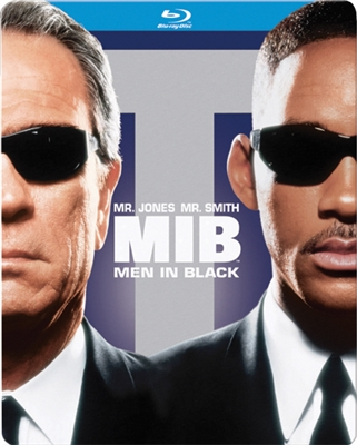 Men in Black SteelBook (Canada)