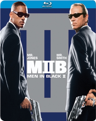 Men in Black II SteelBook (Canada)