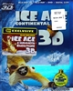 Ice Age: Continental Drift 3D w/ Mammoth Christmas (BD/DVD + Digital Copy)(Exclusive)