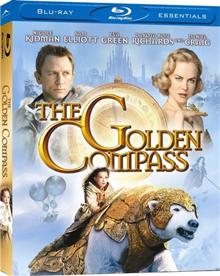 The Golden Compass (Lenticular Slip)(Canada)