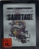 Sabotage SteelBook: Uncut Lenticular Edition (Germany)