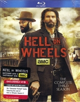 Hell On Wheels: The Complete Season 3 w/ Character Cards (Exclusive)