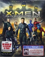 X-Men: Days of Future Past w/ Comic Book (BD + Digital Copy)(DigiPack)(Exclusive)