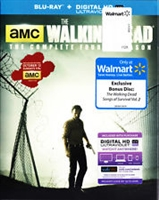 The Walking Dead: Season 4 w/ Soundtrack (BD + Digital Copy)(Exclusive)