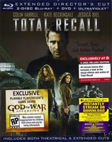 Total Recall w/ Bonus Disc (2012)(BD/DVD + Digital Copy)(Exclusive)