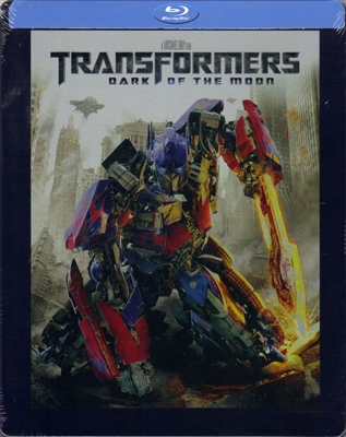 Transformers: Dark of the Moon SteelBook (Exclusive)