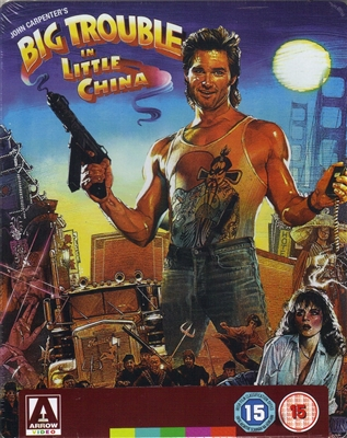 Big Trouble in Little China SteelBook (UK)