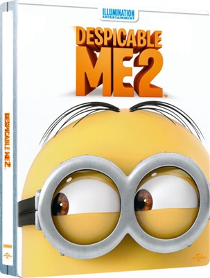 Despicable Me 2 SteelBook (UK)