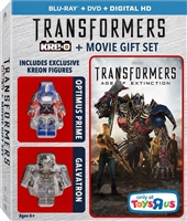 Transformers: Age of Extinction w/ Kre-O Pack (BD/DVD + Digital Copy)(Exclusive)