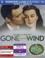 Gone With the Wind: 75th Anniversary - Diamond Luxe Edition (BD + Digital Copy)(Neo Case)(Exclusive)