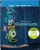 Monsters Inc. SteelBook (JUMBO)(Exclusive)