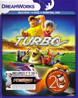 Turbo: DreamWorks 20th Anniversary Edition (BD/DVD + Digital Copy)