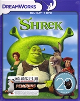 Shrek: DreamWorks 20th Anniversary Edition (BD/DVD)