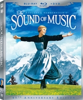 The Sound of Music: 45th Anniversary Edition (BD/DVD)