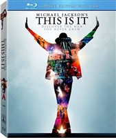 Michael Jackson's This is It (BD/DVD)(Exclusive)