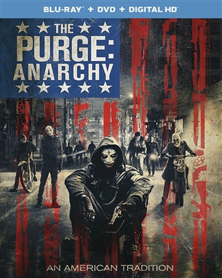 The Purge: Anarchy (Slip)