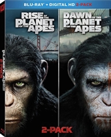 Rise & Dawn of the Planet of the Apes (Exclusive Slip)