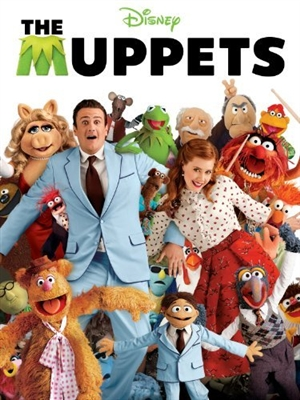 The Muppets (2011) HD Digital Copy Code (VUDU/iTunes/GooglePlay)