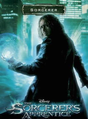 The Sorcerer's Apprentice HD Digital Copy Code (VUDU/iTunes/GooglePlay)