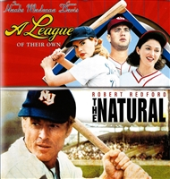 A League of Their Own / The Natural HD Digital Copy Code (UV)