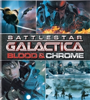 Battlestar Galactica: Blood and Chrome HD Digital Copy Code (UV & iTunes)