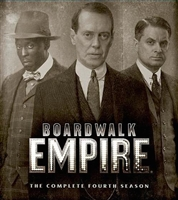 Boardwalk Empire: Season 4 HD Digital Copy Code (VUDU/iTunes/Flixster/GooglePlay)