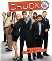 Chuck: Season 5 HD Digital Copy Code (UV)