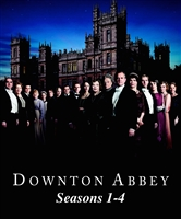 Downton Abbey: Seasons 1-4 HD Digital Copy Code (UV)