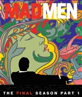 Mad Men: Season 7 - Part 1 HD Digital Copy Code (UV)