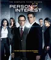 Person of Interest: Season 3 HD Digital Copy Code (UV)