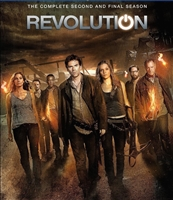 Revolution: Season 2 HD Digital Copy Code (UV)