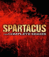 Spartacus: The Complete Series HD Digital Copy Code (UV)