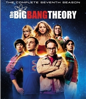 The Big Bang Theory: Season 7 HD Digital Copy Code (UV)