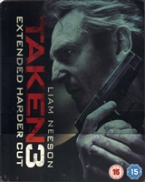 Taken 3: Extended Cut SteelBook (BD + Digital Copy)(UK)
