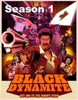 Black Dynamite: Season 1 HD Digital Copy Code (UV)